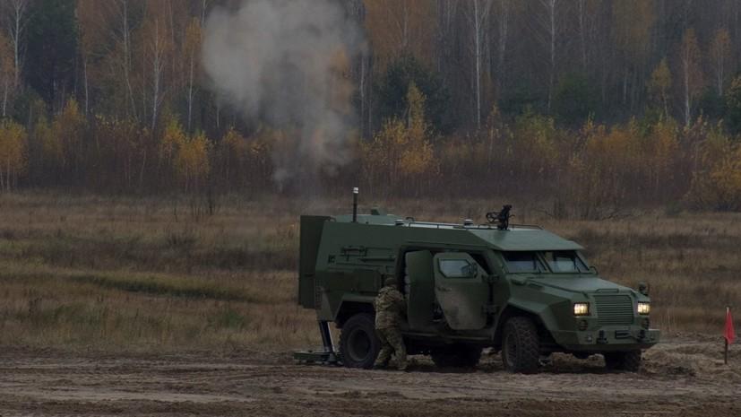 Новейшие украинские минометы оказались небоеспособны