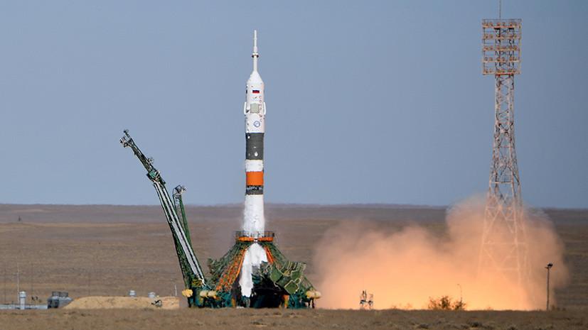 «Неправильная работа датчика»: в «Роскосмосе» назвали причину аварии «Союза»
