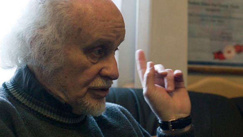Умер народный артист Украины Эдуард Митницкий