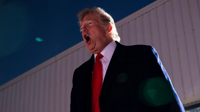 Эксперт прокомментировала слова Трампа о гражданстве США для детей мигрантов