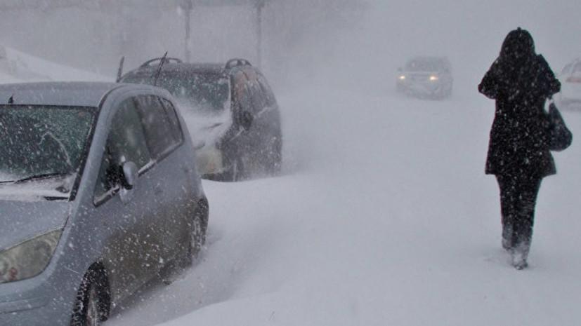 На Урале водителей предупредили о ледяном дожде и метели