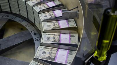 Государственный долг США вырос до рекордных значений в $21,516 трлн.  За 2018 финансовый год, завершившийся 30 сентября, он увеличился на $1,2 трлн.