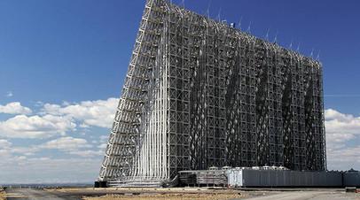 РЛС высокой заводской готовности «Воронеж-М»