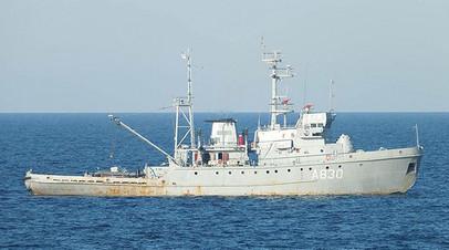 Буксир «Корец» ВМС Украины