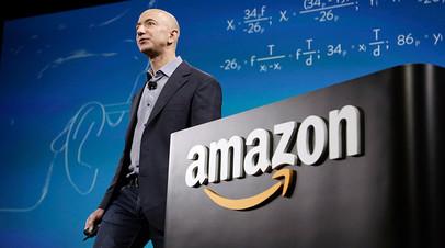 Основатель Amazon Джефф Безос стал самым богатым человеком в современной истории. Как сообщает Bloomberg, его состояние превысило $150 млрд