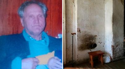 Бывший узник концлагеря живёт в техническом помещении вокзала без отопления и канализации