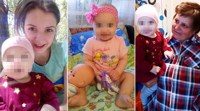 Годовалую девочку забрали в приют, несмотря на наличие близких родственников