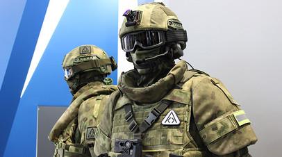 Средства защиты для подразделений специального назначения