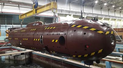 Новейший подводный аппарат «Клавесин-2Р-ПМ »