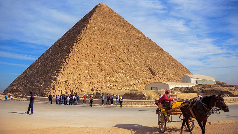 Технология Хеопса: археологи выяснили, как строились египетские пирамиды