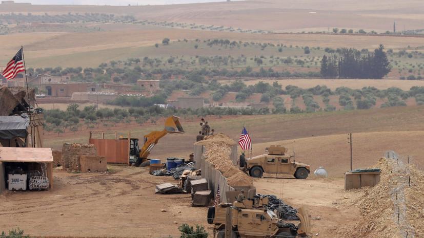 Турция и США приступили к совместному патрулированию Манбиджа