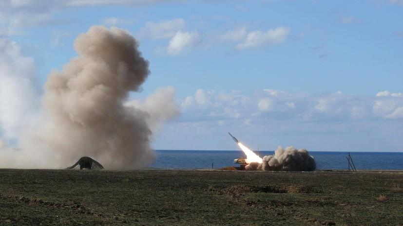 В Херсонской области начались испытания управляемых ракет