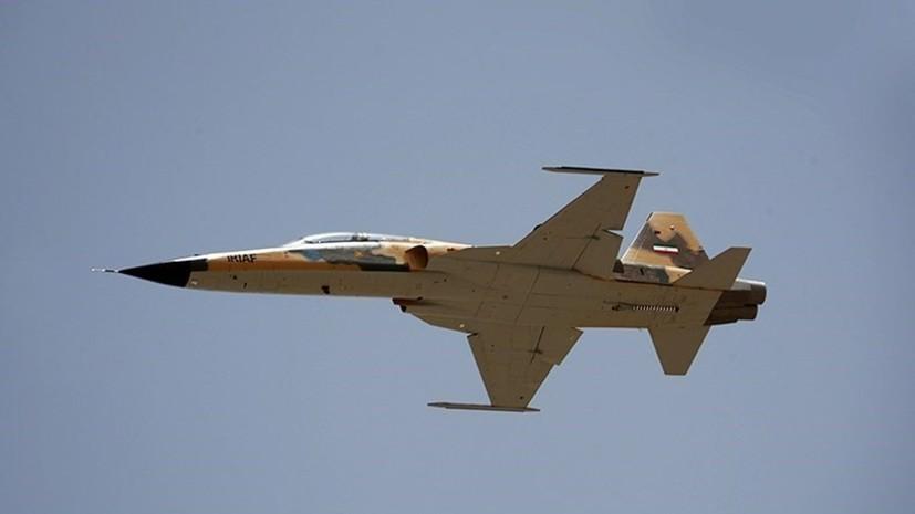 Иран запустил серийное производство истребителей «Косар»