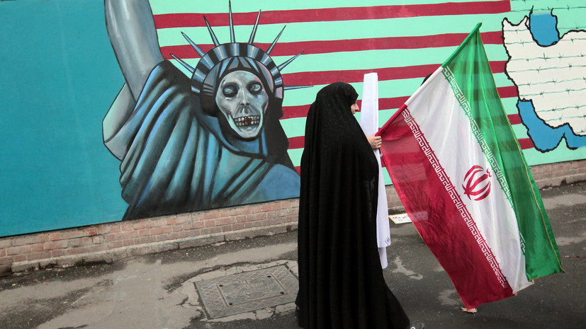 «Политика США должна быть пересмотрена»: МИД РФ заявил о стремлении Вашингтона «развалить» ядерную сделку с Ираном
