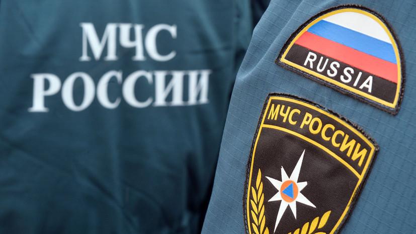 В МЧС сообщили о прорыве магистрального газопровода в Рязанской области