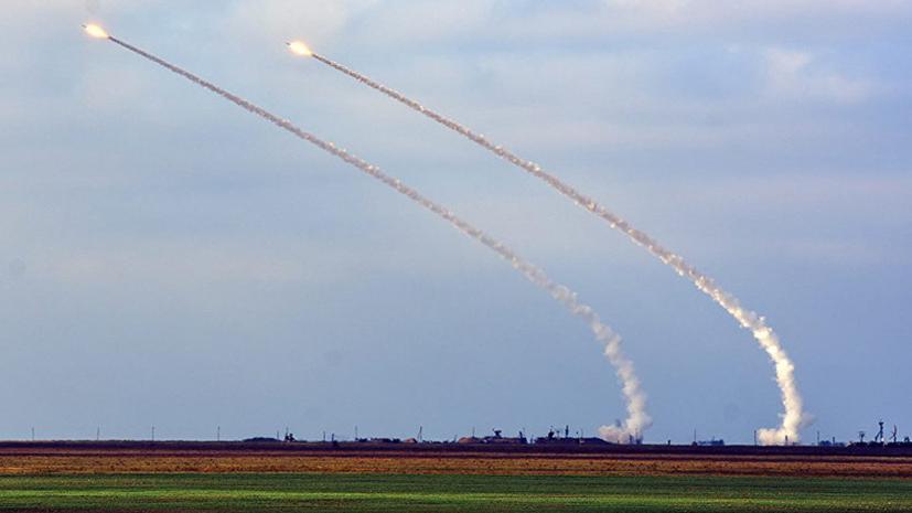В Крыму назвали «комариным писком» прошедшие ракетные учения Украины