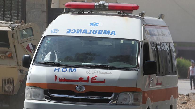 Семь человек погибли в результате ДТП в Израиле