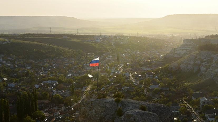 В Крыму оценили заявление экс-депутата Рады о возвращении полуострова в состав Украины