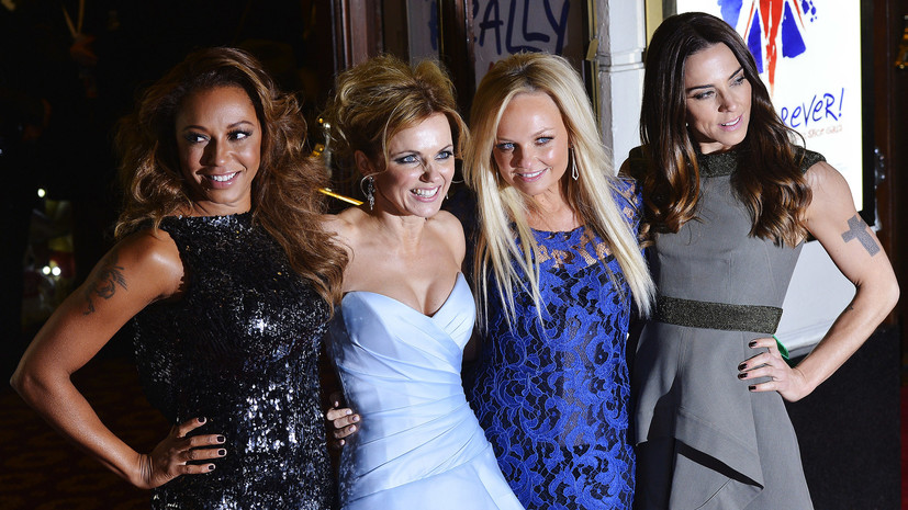 The Sun опубликовало первое фото Spice Girls после воссоединения