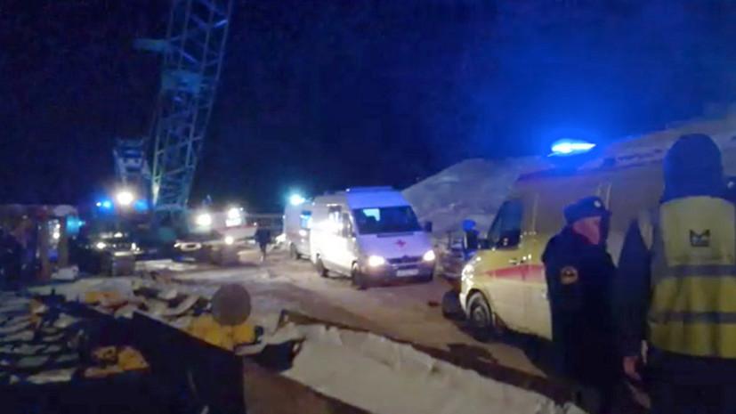 Что известно о крушении моста в Ханты-Мансийском автономном округе