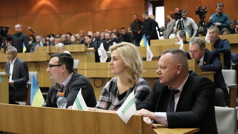 В Тернопольской области запретили публичное использование русского языка