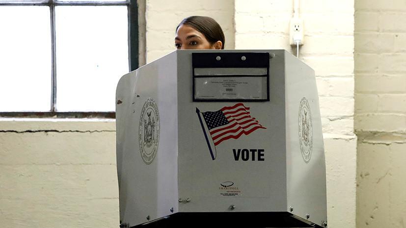 Fox News: демократы получат контроль над палатой представителей США
