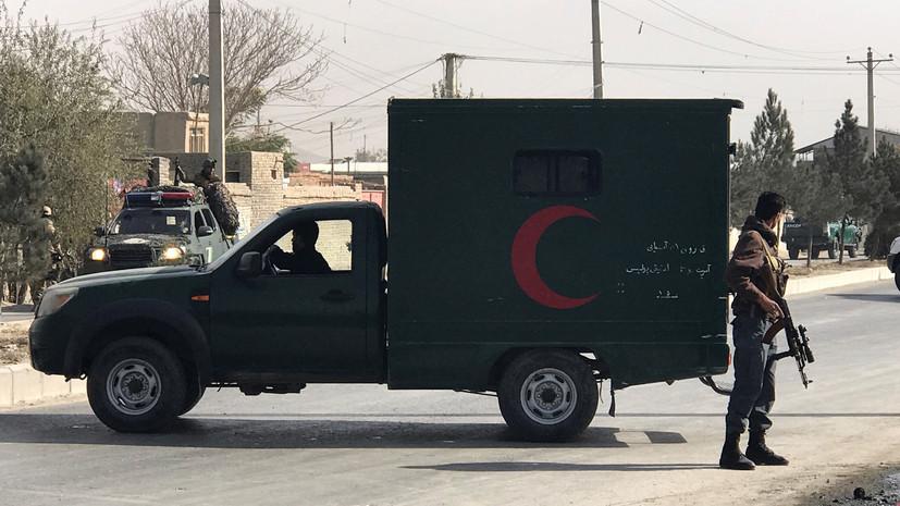 Боевики «Талибана» убили восемь полицейских в Афганистане