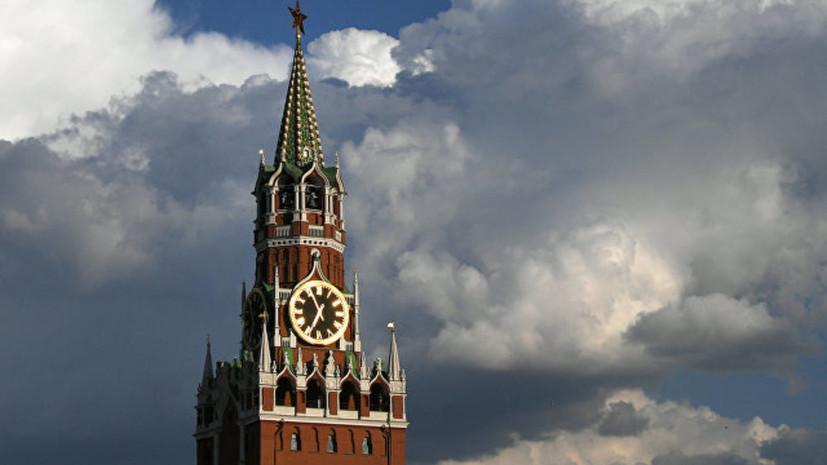 В Кремле рассказали об отношении к возможным новым санкциям США