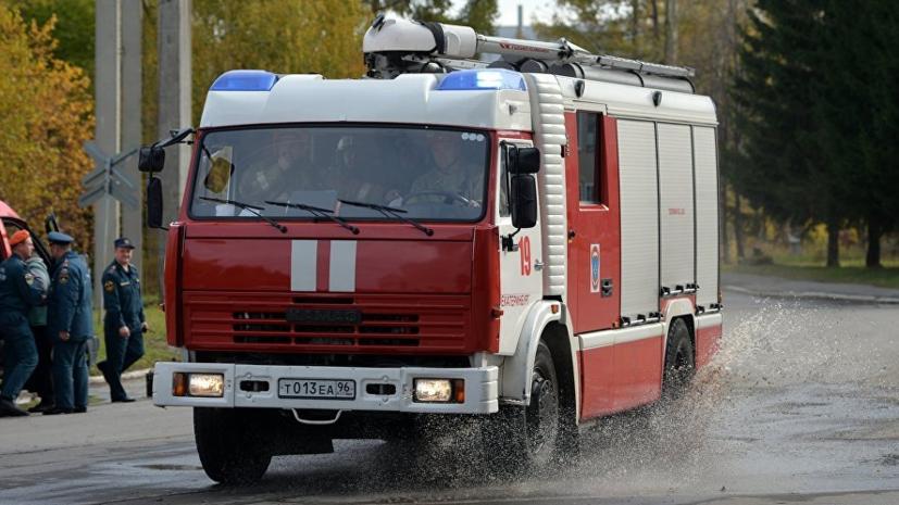 В РПЦ призвали усилить охрану строящихся храмов в Москве после пожаров