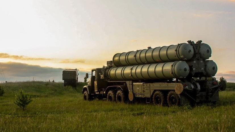 В Сирии заявили о снижении вероятности успешных атак Израиля из-за С-300