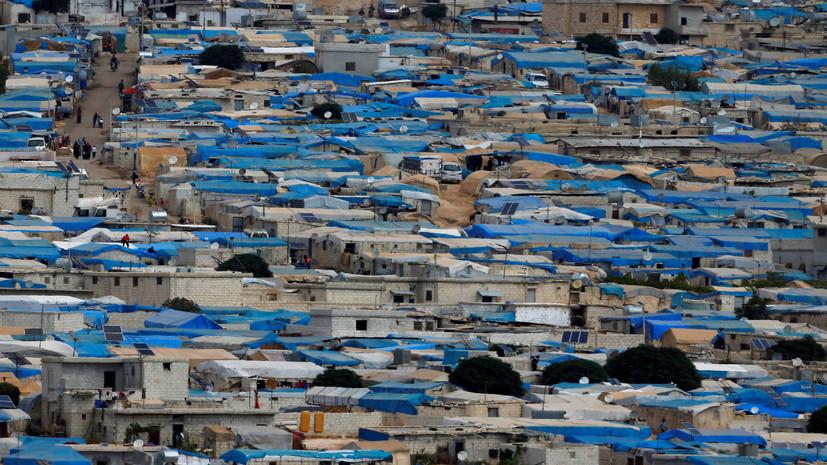 В МИД России заявили о провокациях террористов в зоне сирийского Идлиба