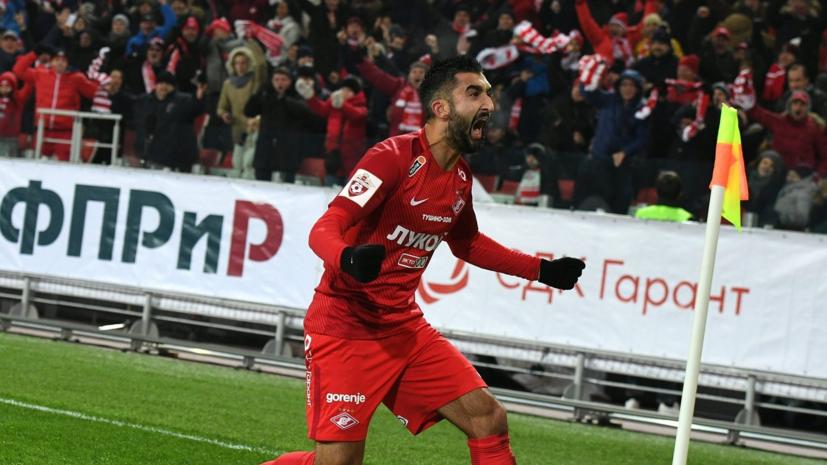 Самедов рассказал, будет ли играть в следующем сезоне