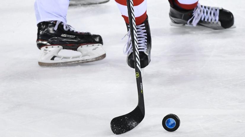 Сборная России по хоккею разгромила Финляндию в матче Кубка Карьяла