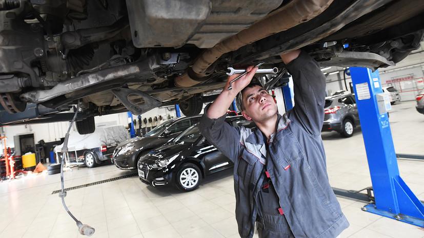В России предложили ввести новую систему техосмотра автомобилей