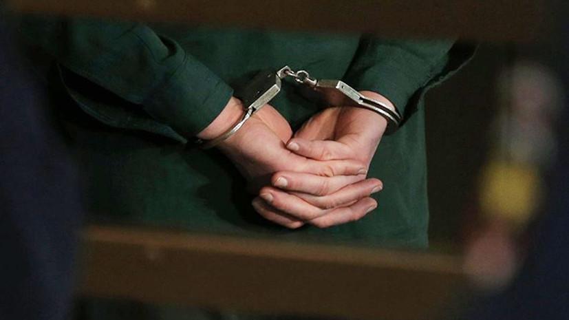 Следователи попросят суд арестовать подозреваемого в убийстве женщины и ребёнка в Москве