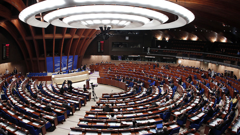 Генсек Совета Европы рассказал об угрозе выхода России из организации