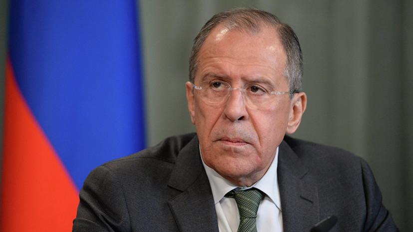 Лавров прокомментировал участие талибов в московской встрече по Афганистану