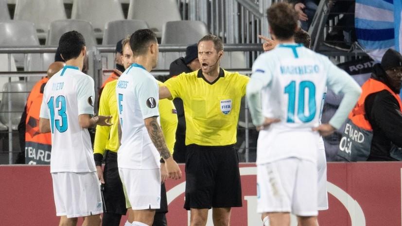 Экс-игрок «Зенита» и ЦСКА Хомуха оценил предстоящий матч команд