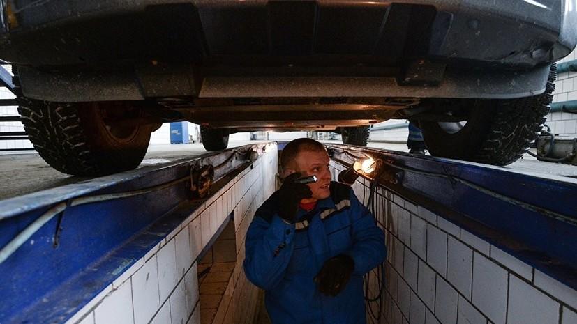 В Движении автомобилистов России прокомментировали идею новой системы техосмотра