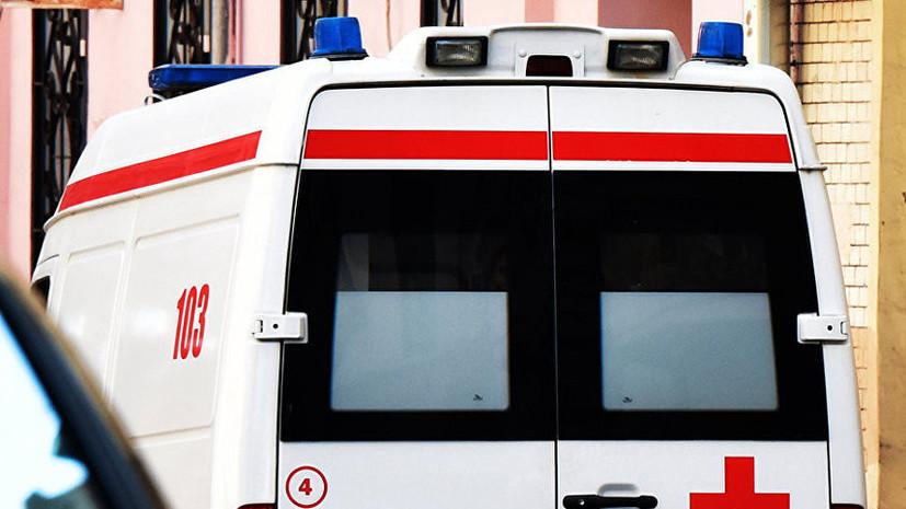 На полигоне в Самарской области произошёл взрыв боеприпаса