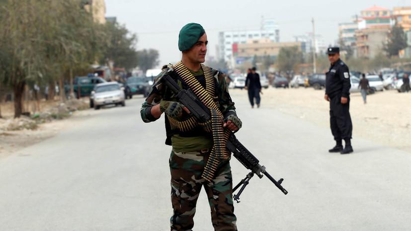 Глава делегации «Талибана» заявил об отсутствии прямых контактов с Кабулом
