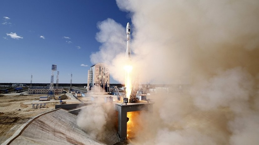 Источник назвал планируемую дату пуска ракеты «Союз-2.1а» с космодромаВосточный