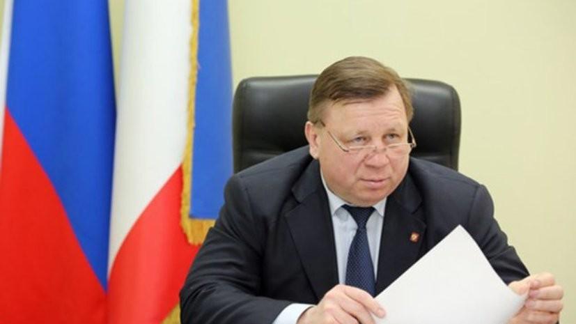 МэрСимферополя написал заявление об увольнении