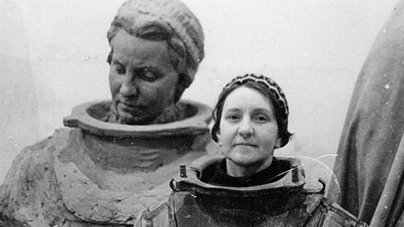 В Петербурге планируют установить памятную доску в честь первой женщины-водолаза