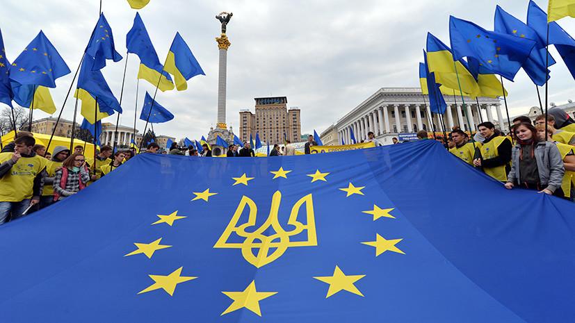 «Сделать изменения необратимыми»: Евросоюз выразил недовольство темпами реализации ряда реформ на Украине
