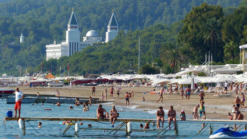 Эксперт прокомментировал прогноз о повышении цен на отдых в Турции