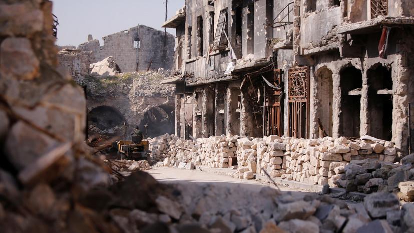 В Сирии в результате обстрелов погибли шесть военных САР
