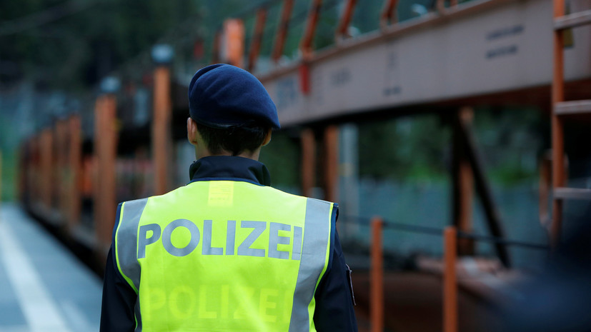 В Австрии арестовали подозреваемого в шпионаже отставного офицера