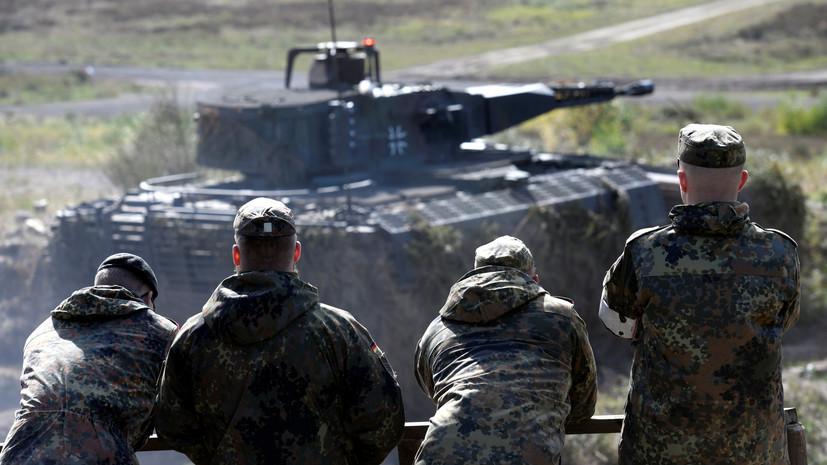 В Германии раскрыли заговор военных