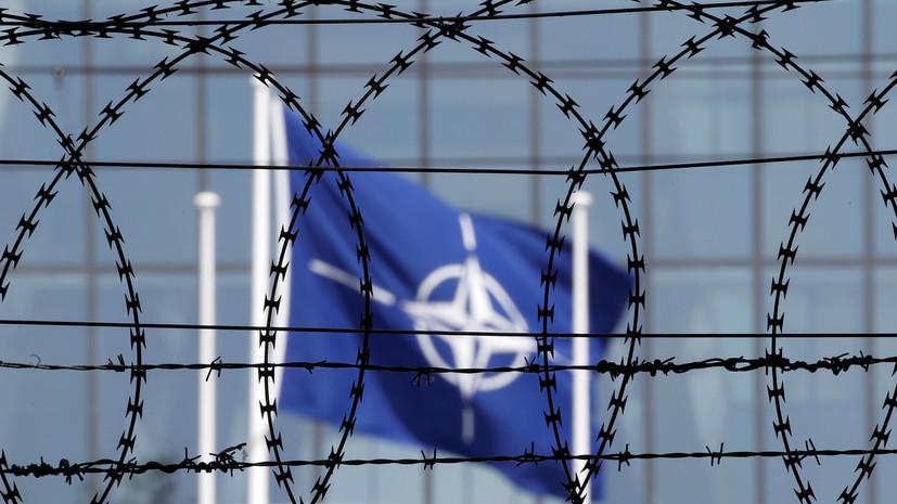 «Создаётся образ жертвы»: в России прокомментировали заявления о «срыве» вступления Украины в НАТО